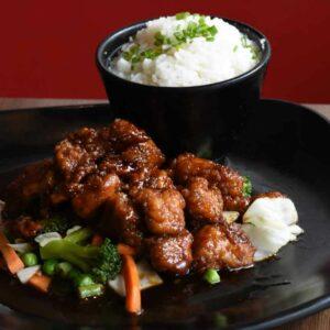 Pollo General Tso