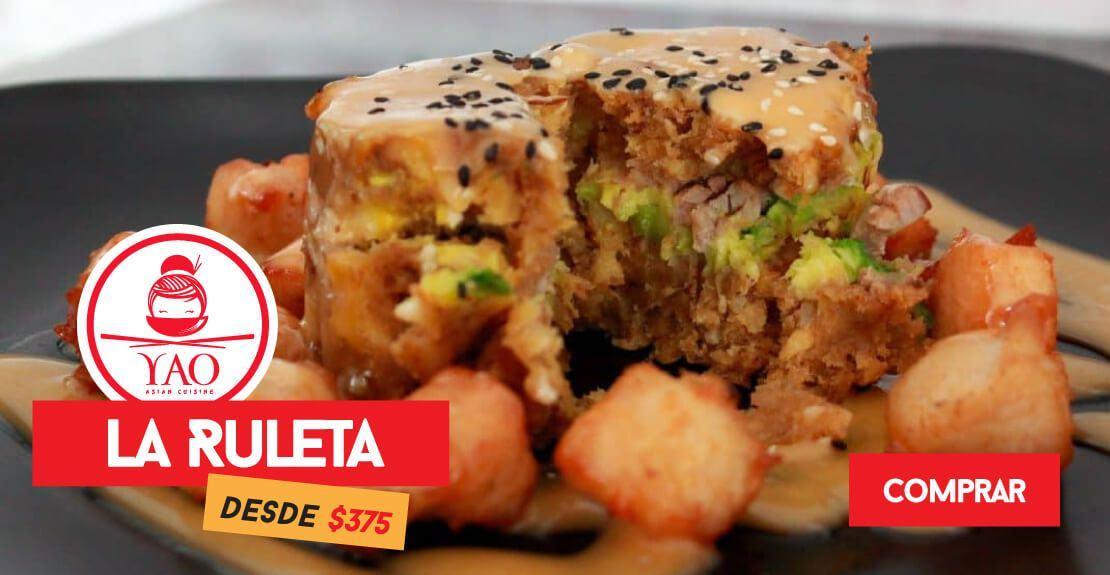 La Ruleta  -  Restaurantes YAO Asian Cuisine